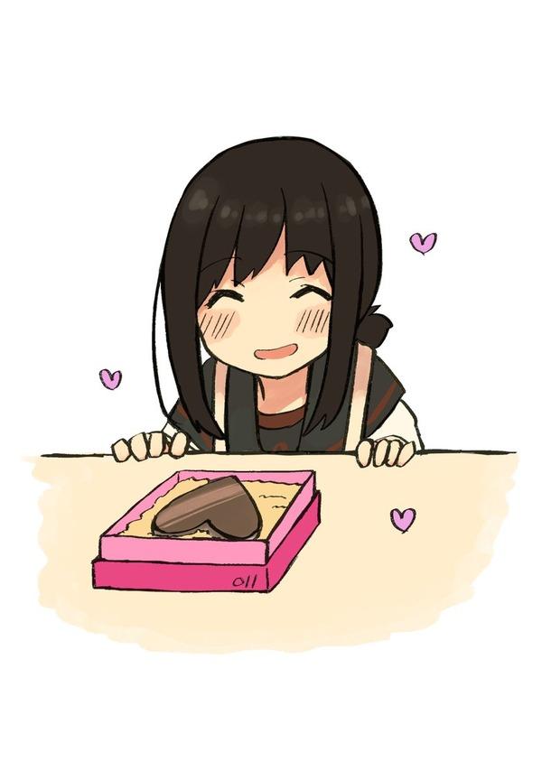 【艦これ】バレンタインチョコを用意する吹雪ちゃん 他なごみネタ