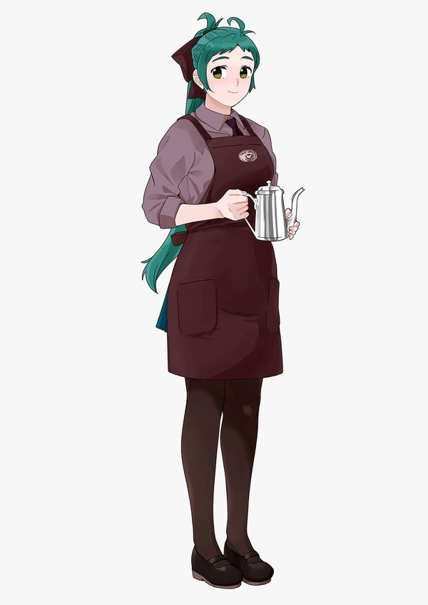 【艦これ】コーヒーショップ店員な伊良湖さん 他なごみネタ