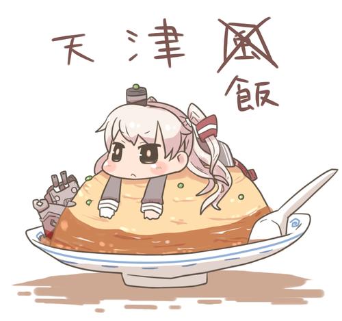 【艦これ】餃子コラボだし、にんにくの臭い気にしなさそうな艦娘でコラボしよう のサムネイル