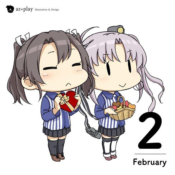 【艦これ】秋津洲が2月をお知らせするかも! 他なごみネタ