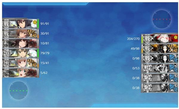 【艦これ】みんな戦果任務とかで5-5行く時どのルート通ってる?