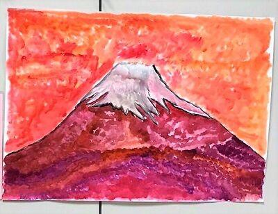 与一富士山