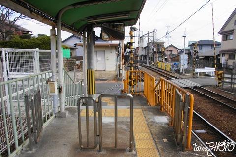 駅間三歩(馬道-西別所)1