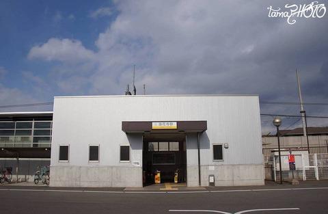 駅間三歩(西別所-蓮花寺)9