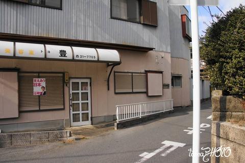 駅間三歩(西別所-蓮花寺)7