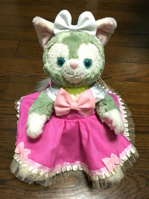 ジェラトーニ☆シンデレラドレス製作