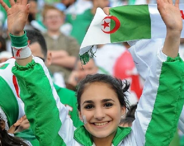アルジェリア美女2