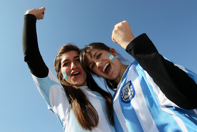 Argentina-Football-Fans