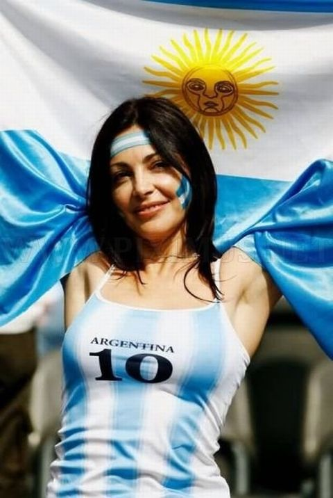 argentina flag  top for 2014 world cup argentina fans-f95560