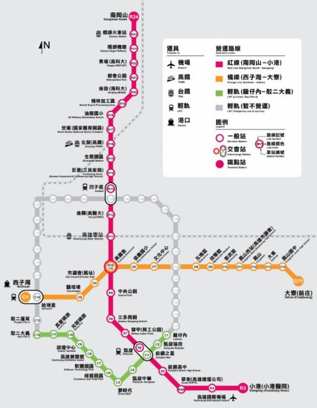 2017高雄捷運