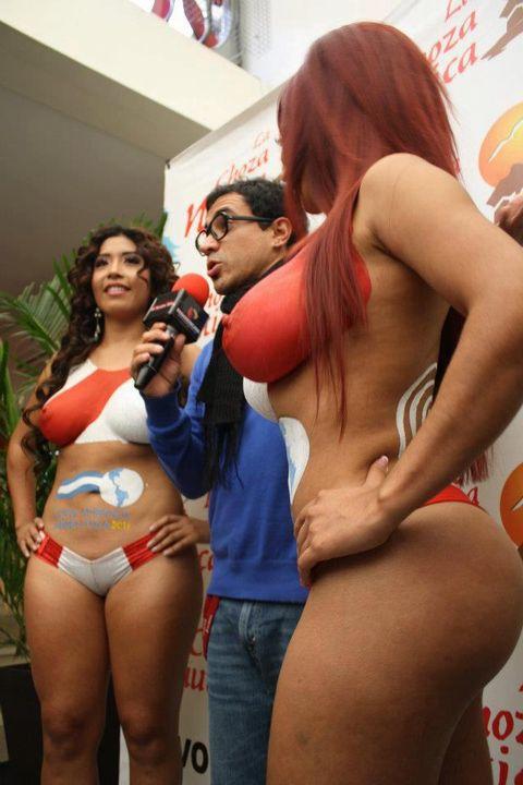Daysi Araujo e Irina Grandez - Lima vedettes (6)