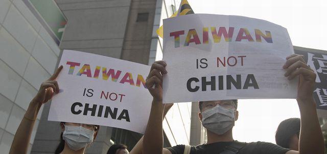 台湾不是中國