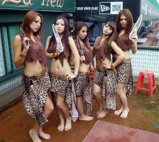 La New girls2