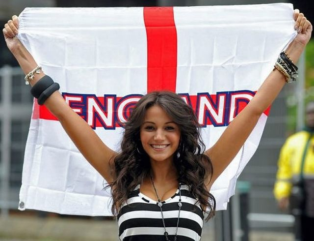 england female fans at 2014 world cup-f90676