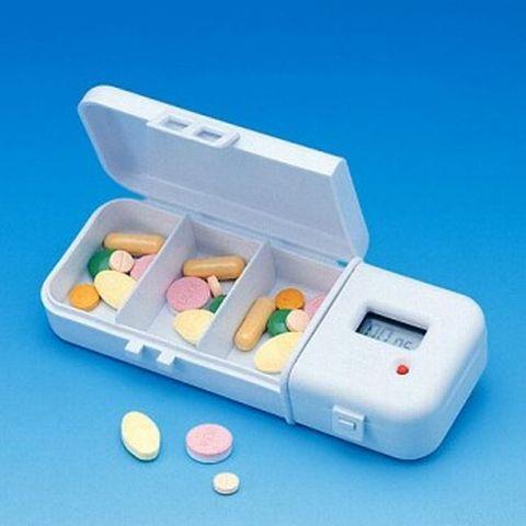 計時裝藥盒