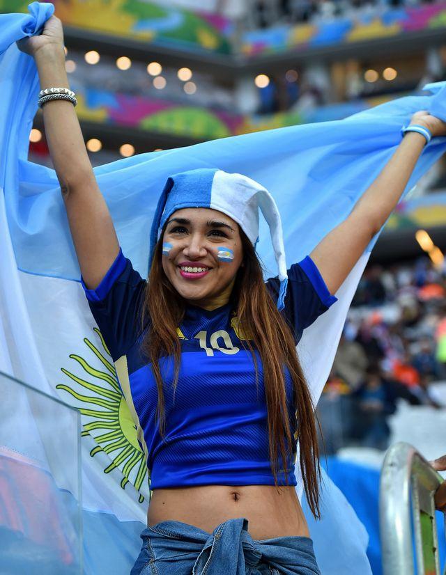 アルゼンチン美女