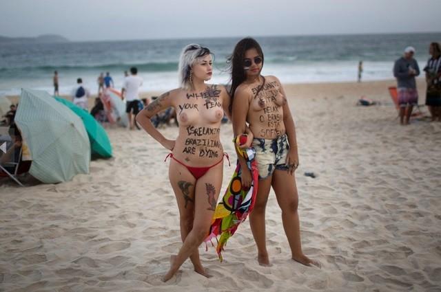 ブラジル美女