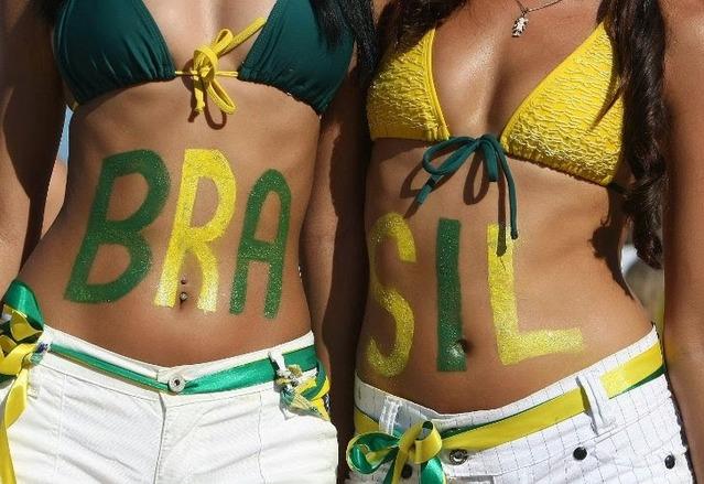 Mujeres Mundial Brasil 2014 selección Brasil 7