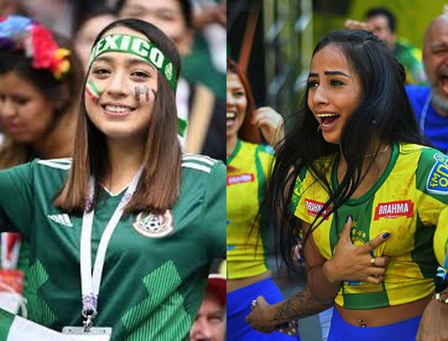 Mexico&Brasil