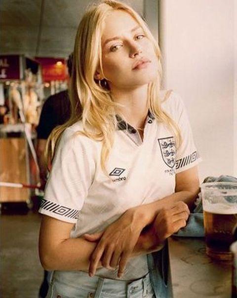 England beaty