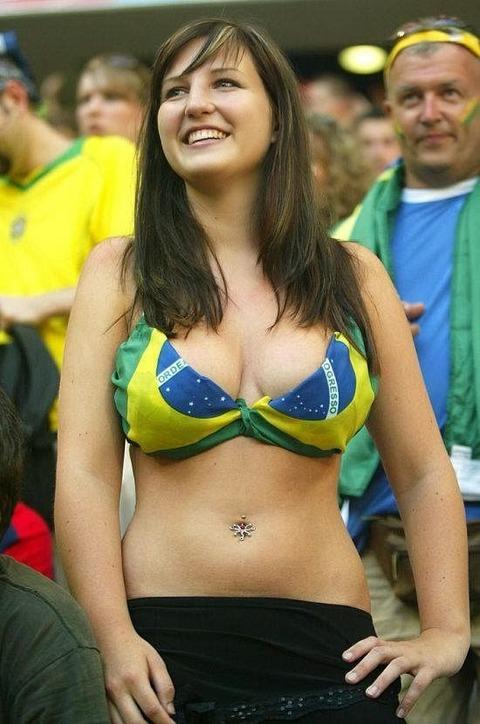 Mujeres Mundial Brasil 2014 selección Brasil 13
