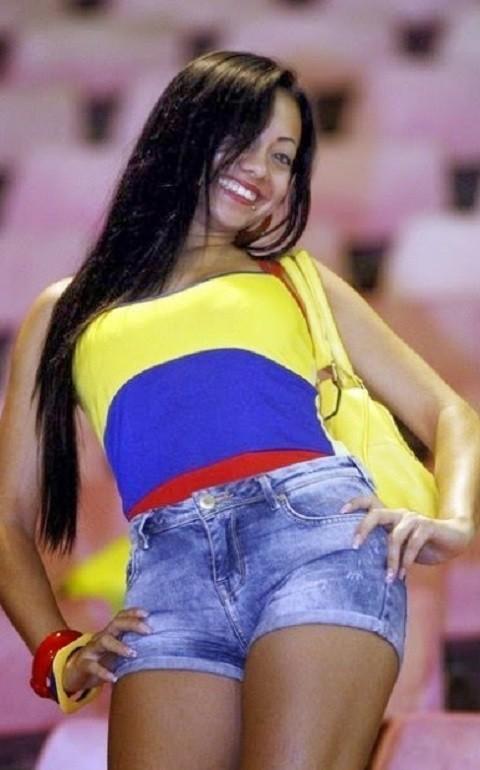 コロンビア美女2