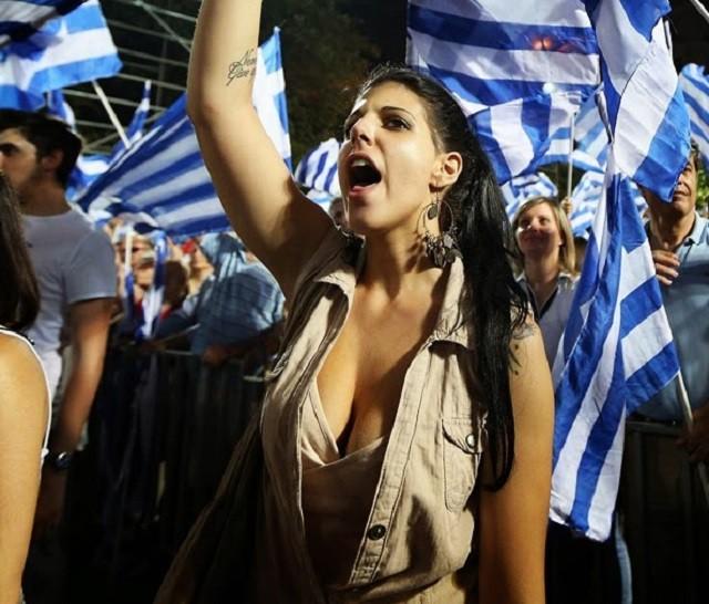 ギリシャ美女2
