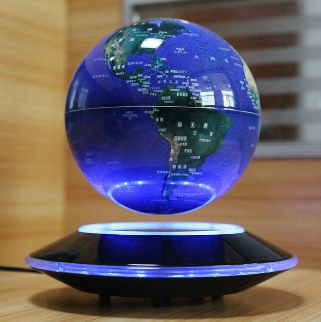 浮遊地球儀