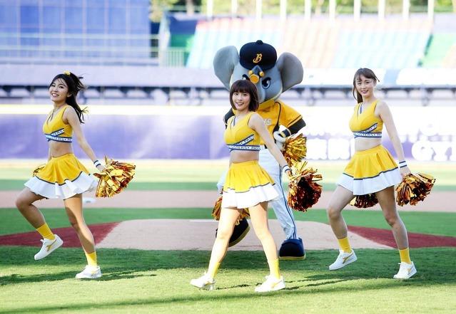 台湾プロ野球1