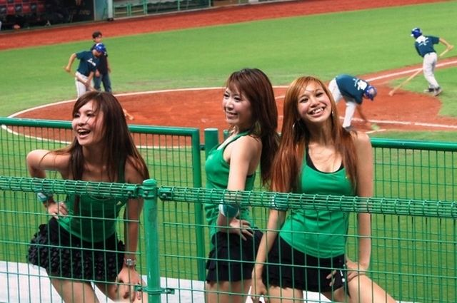 La new girls 2006