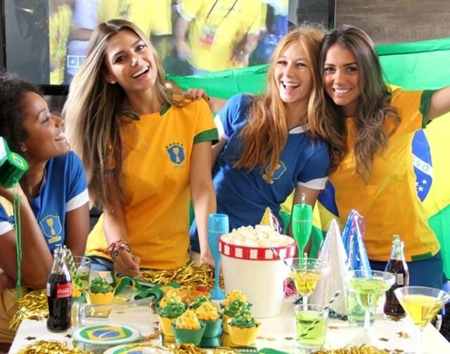 ブラジル美女1