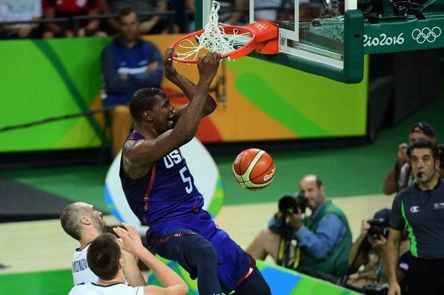 rio basket USA