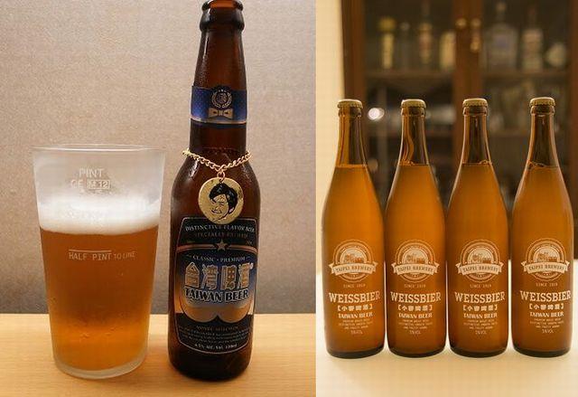 台湾ビール1