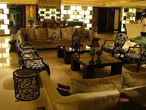 杜拜酒店大廳
