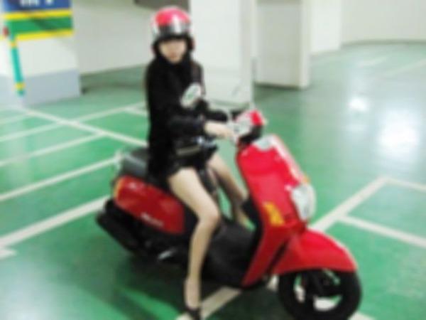 バイクモザ