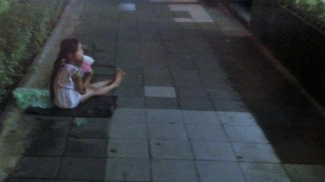 Children-begging-on-Sukhumvit-Road
