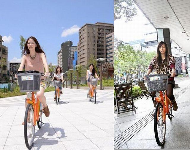 you bike 美女