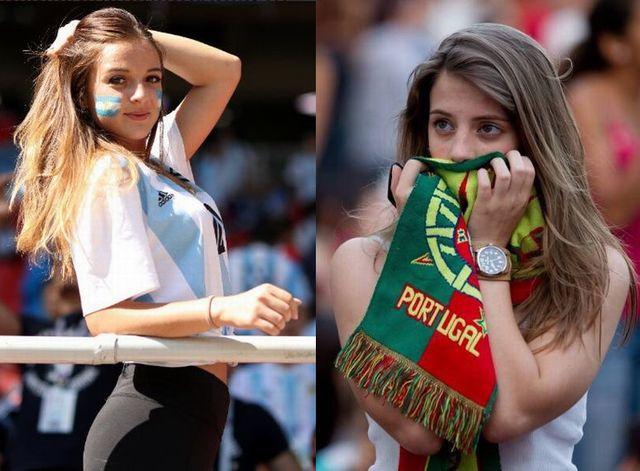 アルゼンチン&ポルトガル