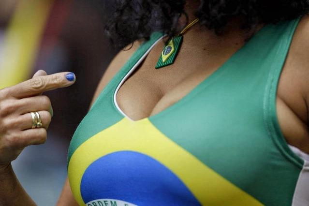 Mujeres Mundial Brasil 2014 selección Brasil 21