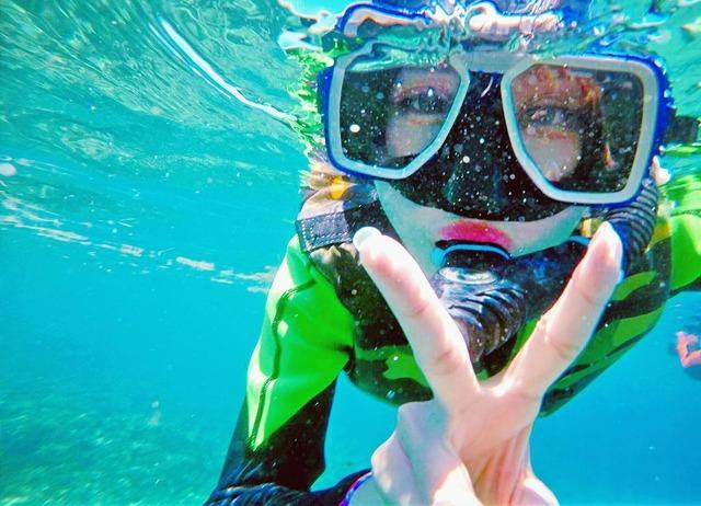 小琉球Diving