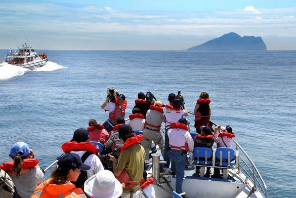 龜山島賞鯨豚