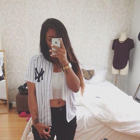 Yankees Girl