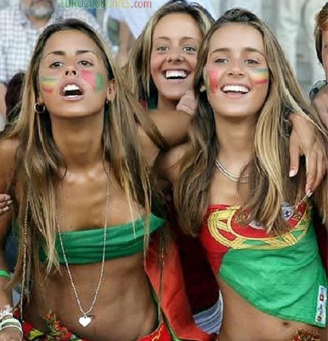 ポルトガル美女