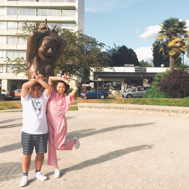 Degawa & Kawakita in Canada