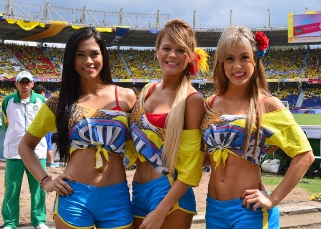コロンビア美女3