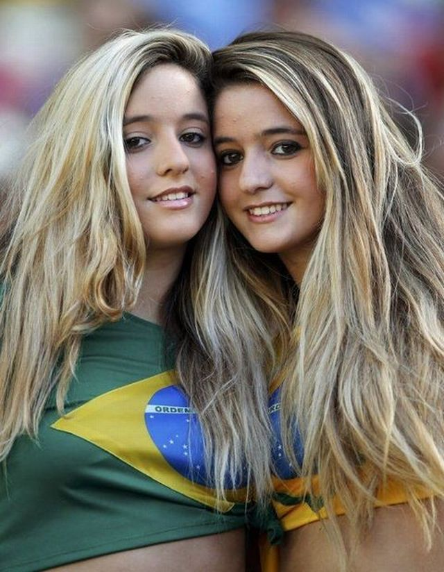 2014 world cup hot fans-f04130