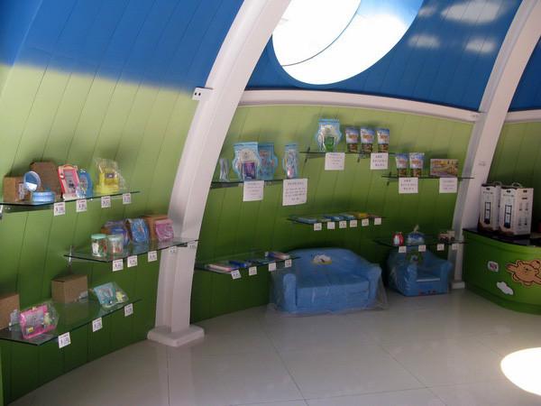 邦尼熊主題汽車旅館 (4)