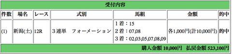 12R新潟