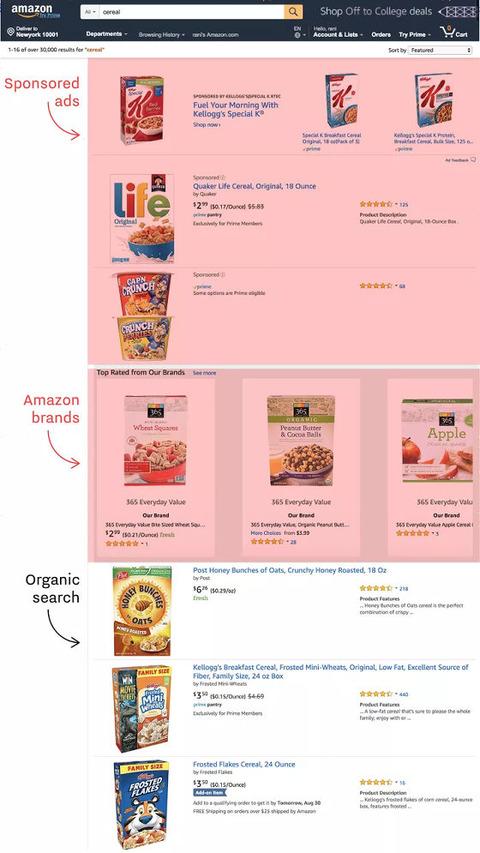 Amazonの検索結果で出る広告が爆売れなんだが?