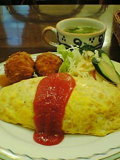 キッチン マカベ オムコロ